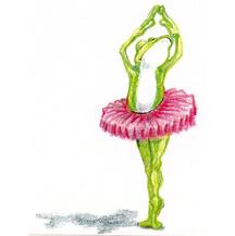 """Dancing Frog"""