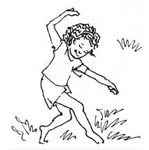 """""""Girl Dancing"""""""