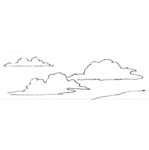 Clouds by Kit Colman